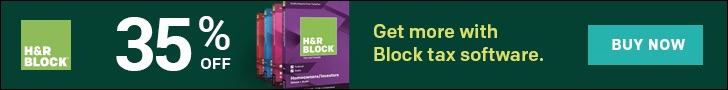 35% Off H&R Block Tax Software